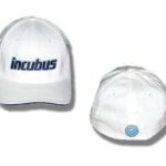 Incubus - White Logo - Baseball Cap