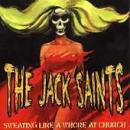 The Jack Saints / The Idiots - Split - CD on Mans Ruin Records