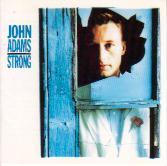 John Adams - Strong - Vinyl Album on A&M Records