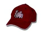 Korn - Blue Logo - Baseball Hat