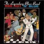 The Legendary Blues Band - Red Hot N Blue - Cassette tape on Rounder Records