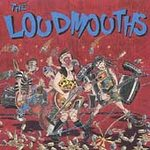 The Loudmouths - Loudmouths - CD on New Red Archives Records