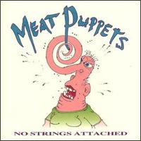 Meat Puppets - No Strings Attached - Cassette tape on SST Records