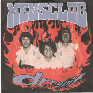 Mensclub - Drug Pit - 7 Inch Record on Dutch East India Records