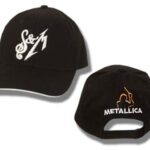 Metallica - S&M - Black Baseball Hat