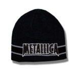 Metallica - Grey Logo - Beanie