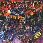 Monster Trux - Grind - CD on Invisible Records