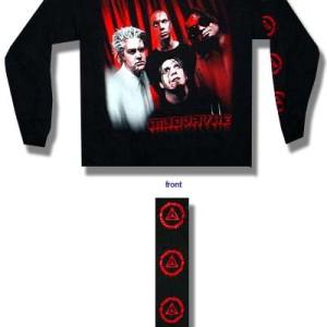Mudvayne - World So Cold - Long Sleeve Shirt