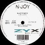 """N-Joy - - Joy Radio Mix - 12"""" Vinyl Single on ZYX Records"""