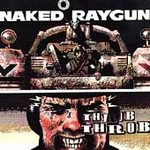 Naked Raygun - Throb Throb - Cassette tape on Homestead Records