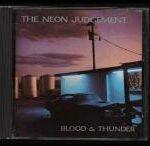 Neon Judgement - Blood & Thunder - Cassette
