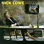 Nick Lowe - The Impossible Bird - Cassette tape on Upstart Records