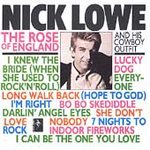 Nick Lowe And His Cowboy Outfit - The Rose Of England - UK import cassette tape on Demon Records