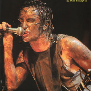 Nine Inch Nails - By Tuck Remington - Softcover Book