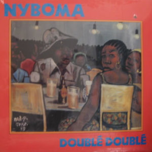 Nyboma - Double Double - Vinyl LP on Rounder Records