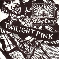 Phleg Camp - Twilight Pink - Seven Inch Vinyl On Allied Records
