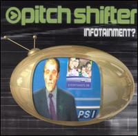 Pitch Shifter - Infotainment - Cassette tape on Earache Records