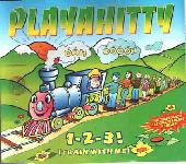 Playahitty - 123 Train With Me - German import CD on ZYX Records