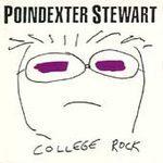 Poindexter Stewart - College Rock - 10 inch vinyl album on SST Records