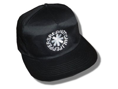 Red Hot Chili Peppers - Logo - Baseball Hat fd4e0dc3f80a