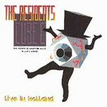 Residents - Cube-E Live In Holland - Cassette tape on Enigma Records