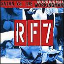 RF7 - Satan VS The Workingman - CD on Alive Records