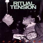 Ritual Tension - Expelled - Import vinyl album on Fundamental Records