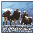 Sarkoma - Completely Different - Cassette tape on Grindcore Records