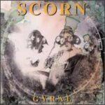 Scorn - Gyral - Cassette tape on Earache Records