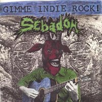 Sebadoh - Gimme Indie Rock - RARE Grey Vinyl 7 Inch On Homestead Records