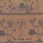 Sebadoh - Weed Forestin - Cassette tape on Homestead Records 1990