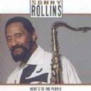 Sonny Rollins - Here's To The People - Cassette tape on Milestone Records