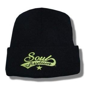 Soul Asylum - Green Logo - Beanie