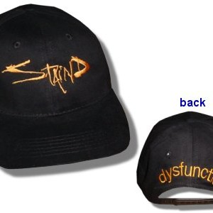 Staind - Dysfunctional - Black Baseball Hat