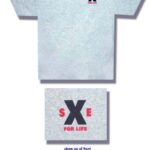Straight Edge - For Life - Shirt