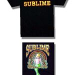 Sublime - Mermaid - Shirt