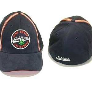 Sublime - Soho Beach - Baseball Hat
