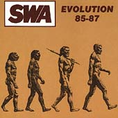 SWA - Evolution 85-87 - CD on SST Records