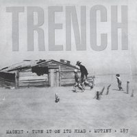 Trench - Magnet - Seven Inch vinyl on Allied Records