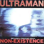 Ultraman - Non-Existence - Colored Vinyl Album on New Red Archives