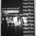 Unwound - Repetition - 1996 Kill Rock Stars Record Store Promo Poster