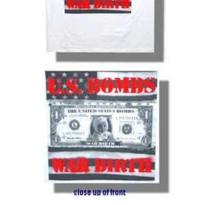US Bombs - War Birth - Shirt