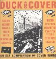 Compilation - Duck And Cover - Cassette tape with Husker Du Diinosaur Jr Volcano Suns on SST Records