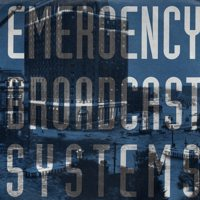 Compilation - Emergency Broadcast Systems Volume 4 - 7 inch with Sake, Nevertheless, Crease and mary Me on Allied Records