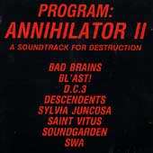 Compilation - Program: Annihilator II - CD on SST Records