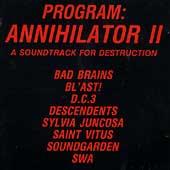Compilation - Program: Annihilator II- Vinyl album on SST Records