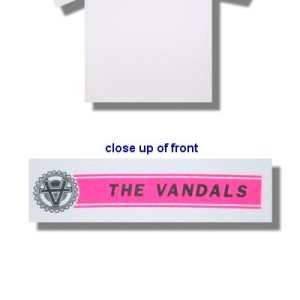 The Vandals - Circle Logo - Shirt