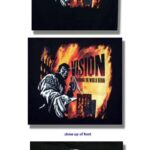 Vision - Watching The World Burn - Shirt