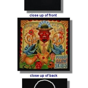 Voodoo Glow Skulls - Los Locos - Shirt