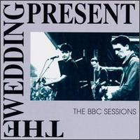 The Wedding Present - BBC Sessions - Cassette tape on Dutch East India Records